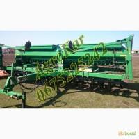 Механическая зерновая сеялка John Deere 1590 6 м 2009 год