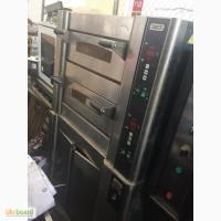Продам печь для пиццы б/у Zanussi c растоечным шкафом