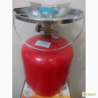 Газовый комплект Пикник-Italy RUDYY Rk-3, 8л