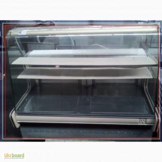 Кондитерская витрина напольная Lada Лада б/у с гарантией европейского производства