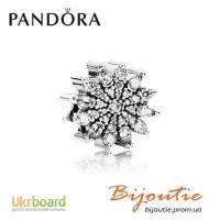 PANDORA шарм ледяной кристалл бусина 791764CZ