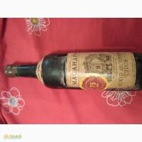 Бутылка коллекционного вина Массандра 1976 г