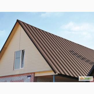 Покрівельний профнастил для даху матовий купити