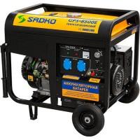 Купить генератор бензиновый Sadko GPS-8500E ATS