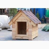 Будки для собак ручной работы. Теплые собачьи будки