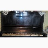 Антикварное пианино (фортепиано) Böger и синтезатор СASIO в подарок