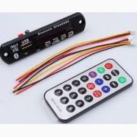 MP3/ Bluetooth/ AUX/ SD/USB/ FM мультіплеєр модуль з пультом