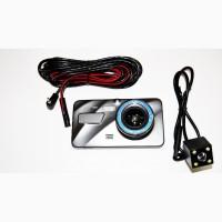 Видеорегистратор DVR A10 4 Full HD с выносной камерой заднего вида
