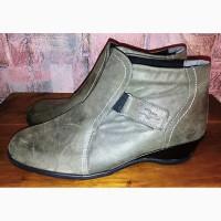 Кожаные ботинки Fly Flot, 39-40р