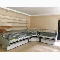 Продам витрину холодильную Belluno 2 метра (новая со склада в Киеве)