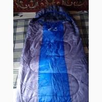 Продам спальный мешок Wind Tour-46 новый, размер 215х75 с капюшоном
