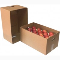Ящик Бушель для фруктів та овочів
