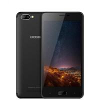 Оригинальный смартфон Doogee X20 2 сим, 5 дюймов, 4 ядра, 16 Гб, 5 Мп, 2580 мА/ч