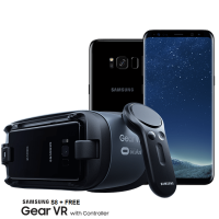 Samsung Galaxy S8 S8 Plus Samsung GEAR VR