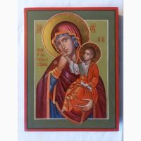 Икона Божией Матери «Отрада» («Утешение») Ватопедская