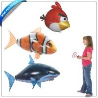 Летающая рыба Акула детская радио модель артикул х2