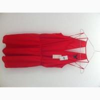 Платье красное новое Banana Republic размер 8P состав 100% polyester