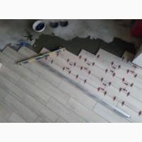 Укладка плитки, укладка ламината, шпаклевать стен