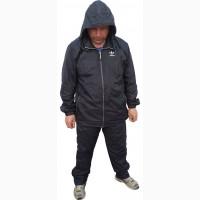 Adidas мужской спортивный костюм плащёвка большого размера