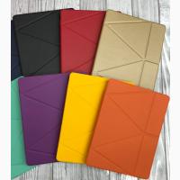 Кожаный чехол-книжка с магнитами Logfer для iPad mini/9.7/10.2/11 pro смарт кейс Кожаный