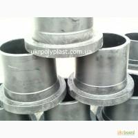 Фитинги ПЭ литьевые и сегментные под сварку встык