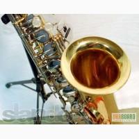 Саксофони сопрано, альти, тенори