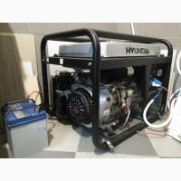 Hyundai сервис и ремонт бензиновых генераторов