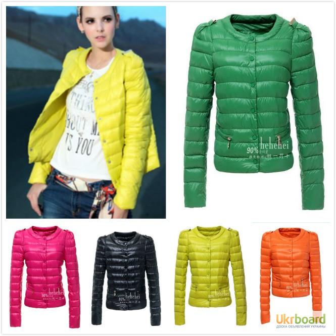 Заказ Женской Одежды Куртки