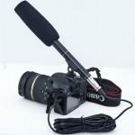 Накамерный микрофон-пушка c разъёмом 3, 5мм