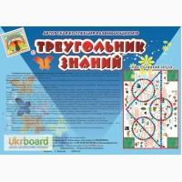 Настольная универсальная игра Треугольник знаний!