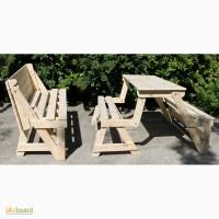 Раскладной Стол-скамейка