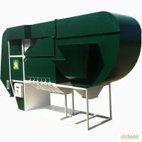 Безрешетний аеродинамічний сепаратор ІСМ-40 ЦОК чистка / калібрування