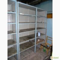 Продам стелажи, металические шкафы для инструмента, шкафы для раздевалки