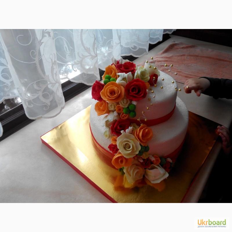 Торти на замовлення ровне фото