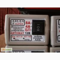 Зарядное предпусковое АИДА-8super -автомат. импульсное десульфатирующее для АКБ 32-160А