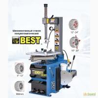 Полуавтоматический шиномонтажный станок Best T524 (10-24 дюйма) 220/380 вольт