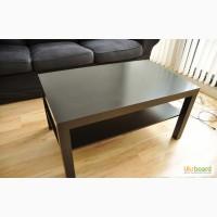 Стильный журнальный столик (новый) ikea икеа