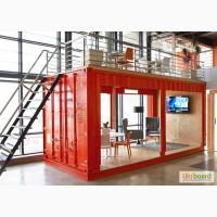 Мобильные офисы изготовление