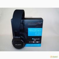 Беспроводные наушники Atlanfa. Bluetooth, MP3-плеер, FM, micro SD