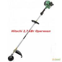 Мотокоса триммер Hitachi 2, 7 кВт газонокосилка кусторез бензокоса