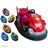 Акция: продажа детского аттракциона Дрифтовая автомашинка Формула 1 по супер цене