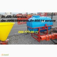 Опрыскиватель ОП на 1000 литров /16 метров штанга ПОЛЬША Оп -1000/16 в наличии на площадке