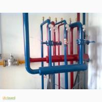 Сварочные работы, водопровод, отопление