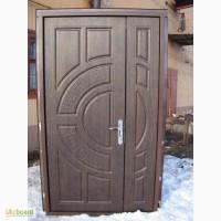 Входные двери М2 с МДФ в доме, размер 1200х2050