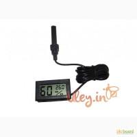 Гигрометр Цифровой, измеритель температуры и влажности в улье 5 из 5
