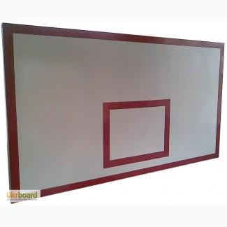 Баскетбольный щит металлический 1, 0м х1, 8м