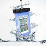 Водонепроницаемый чехол-сумка Waterproof для смартфона и планшета от 4 до 11 дюймов