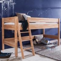 Детская кровать-чердак b02