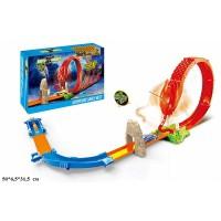 Автотрек Hot Wheel S8823, змея с машинами, в кор. 50 6, 5 31, 5см