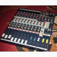 Мікшерний пульт Soundcraft EFX-8(Behringer, Mackie, Dynacord, Presonus, Alto, Yamaha